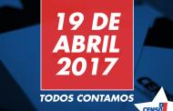 INVITACIÓN CENSO 2017