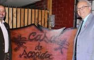 Alcalde Patricio Aliaga Inauguró Casa de Acogida