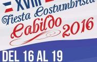 Programación Oficial Fiesta Costumbrista Cabildo 2016