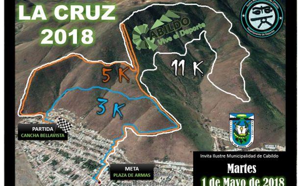 """Participe de la corrida en ascenso """"Desafío La Cruz"""" este 1 de mayo"""