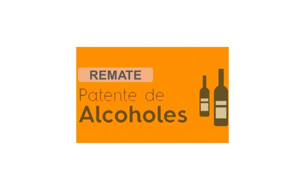 Remate de Patente de Alcoholes